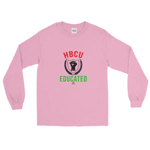 HBCU Educated - Long Sleeve T-Shirt