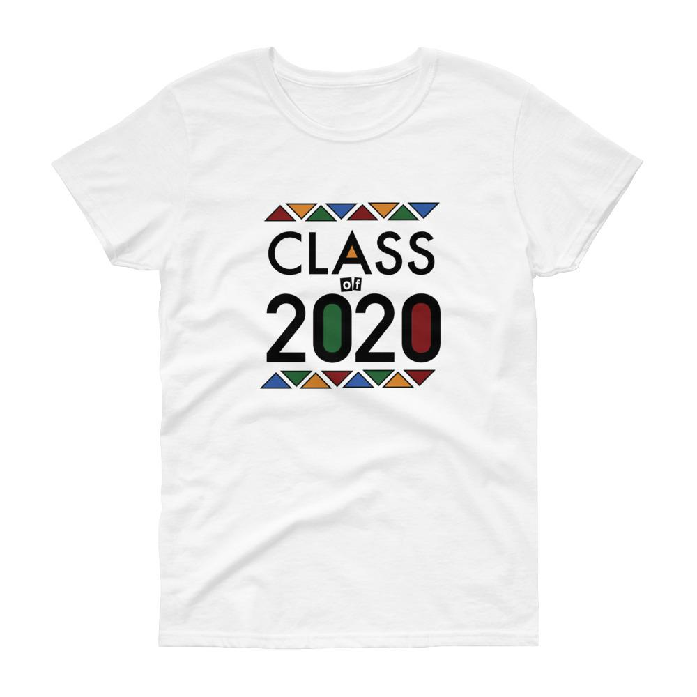 Class of 2020 - Women's short sleeve t-shirt