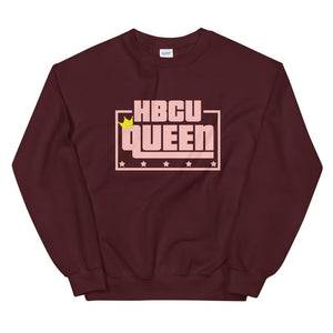 HBCU Queen -  Sweatshirt