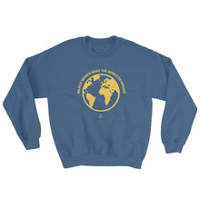 Black Women Make The World Go Round - Sweatshirt