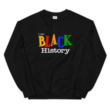 I Am Black History - Sweatshirt