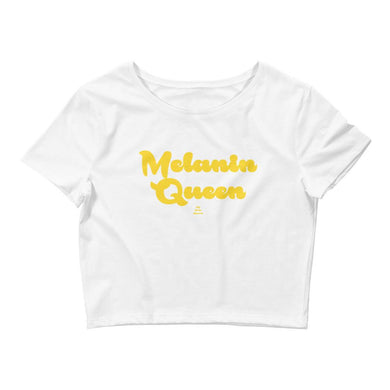 Melanin Queen - Crop Top