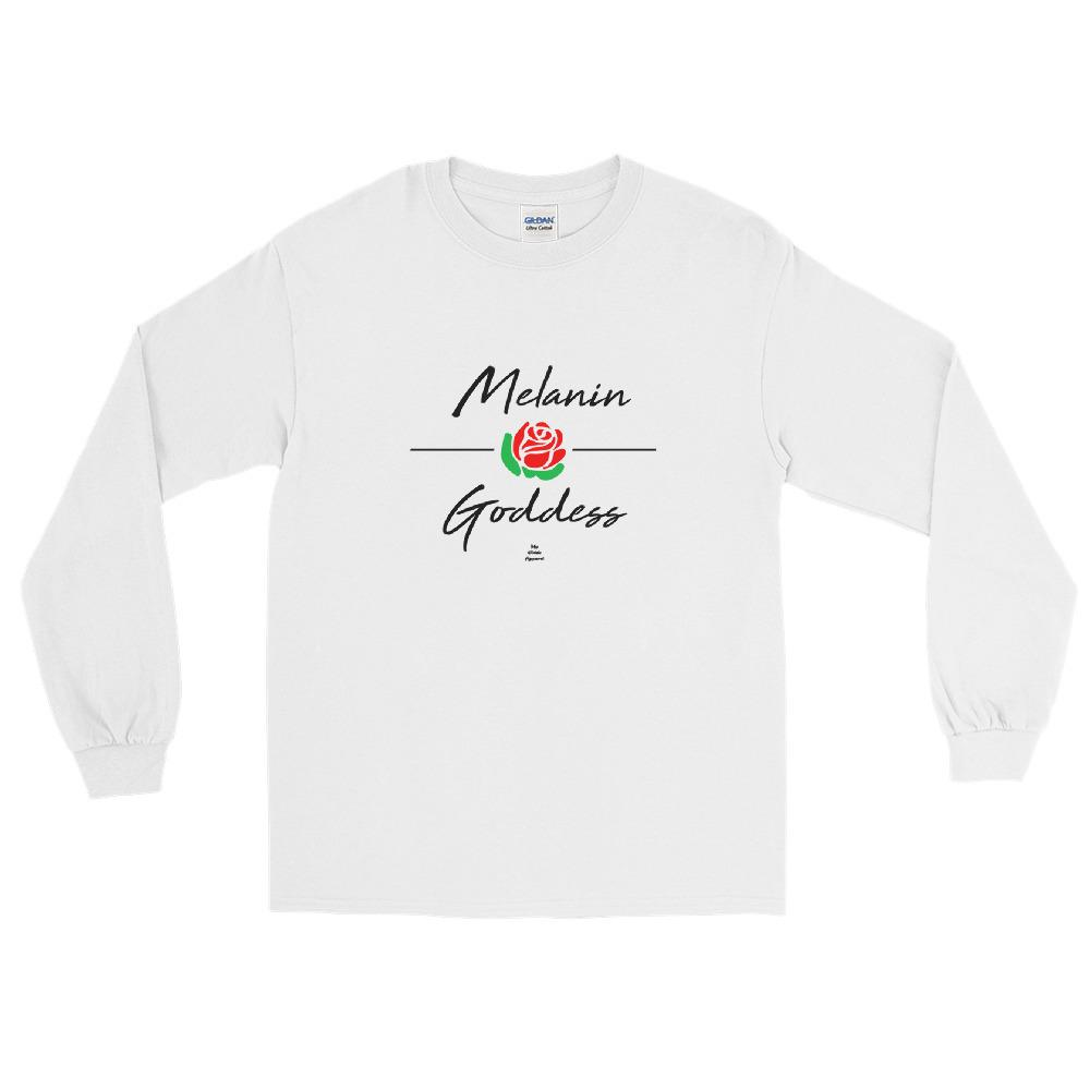 Melanin Goddess - Long Sleeve T-Shirt