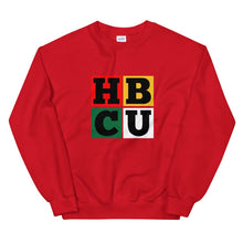 Load image into Gallery viewer, HBCU (Blocks) - Sweatshirt