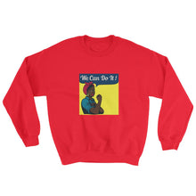 Load image into Gallery viewer, Black We Can Do It - Sweatshirt