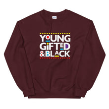 Young Gifted and Black (Martin Font) - Sweatshirt