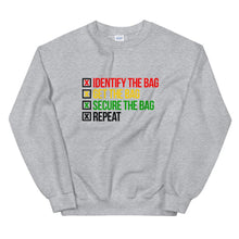 Load image into Gallery viewer, Secure The Bag - Sweatshirt
