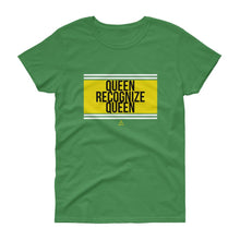 Queen Recognize Queen - Women's short sleeve t-shirt