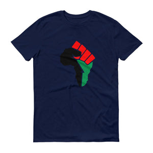 African Fists - Men's Short-Sleeve T-Shirt