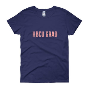 HBCU Grad - Women's short sleeve t-shirt