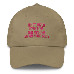 Moisturized Hydrated - Classic Hat