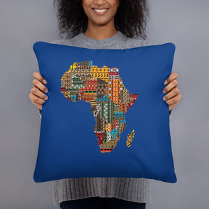 Africa (cloths) - Pillow