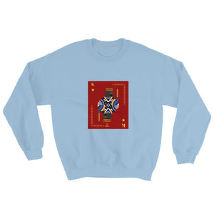 Royal King Card - Sweatshirt