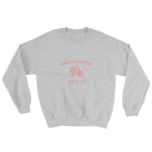 Black Photographers Matter - Sweatshirt