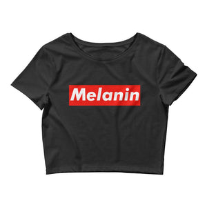 Melanin Tag - Crop Top