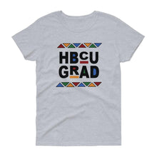 Load image into Gallery viewer, HBCU Grad - Women's short sleeve t-shirt