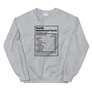Nutritional Facts - Sweatshirt