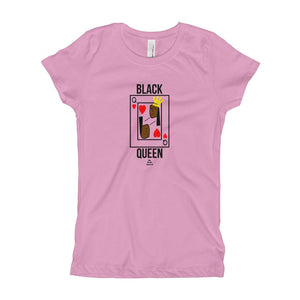 Black Queen - Girl's T-Shirt (Youth)