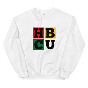HBCU (Blocks) - Sweatshirt
