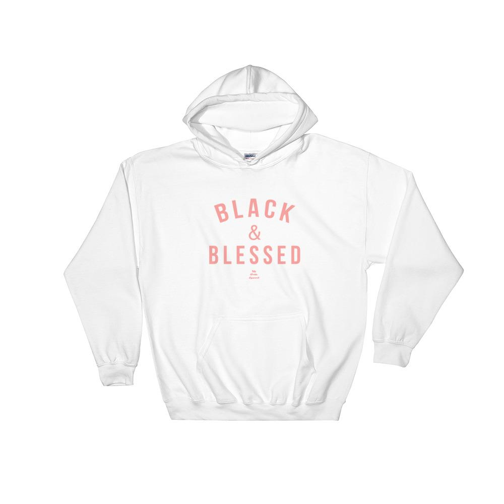 Black And Blessed - Hoodie