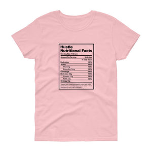 Nutritional Facts - Women's short sleeve t-shirt