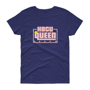 HBCU Queen - Women's short sleeve t-shirt