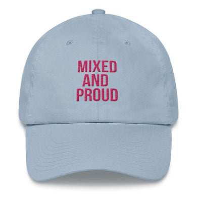 Mixed and Proud - Classic hat