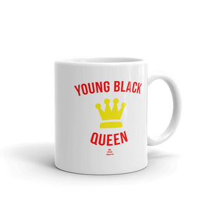 Young Black Queen - Mug