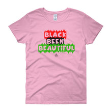 Black Been Beautiful - Women's short sleeve t-shirt