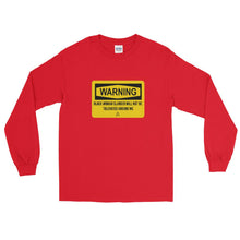 Load image into Gallery viewer, Warning Slander - Long Sleeve T-Shirt