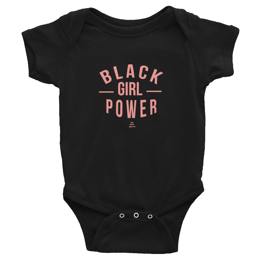 Black Girl Power - Infant Bodysuit