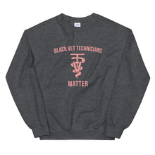 Black Veterinary Technicians Matter - Sweatshirt