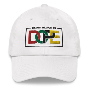 Being Black Is Dope - Classic hat