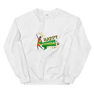 Happy Kwanzaa -  Sweatshirt