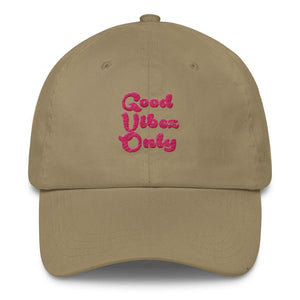 Good Vibez Only - Classic Hat