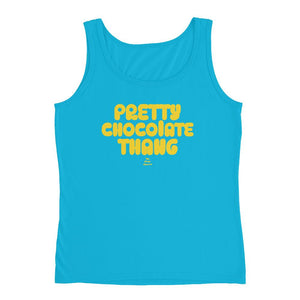 Pretty Chocolate Thang - Tank Top
