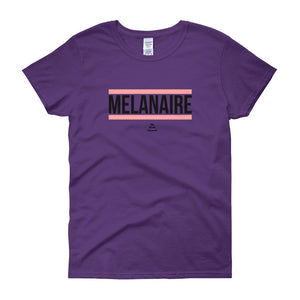 Melanaire - Women's short sleeve t-shirt