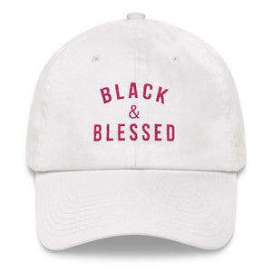 Black and Blessed - Classic hat