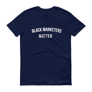 Black Marketers Matter - Unisex Short-Sleeve T-Shirt
