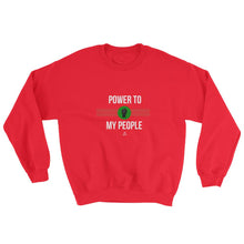 Load image into Gallery viewer, Power To My People - Sweatshirt
