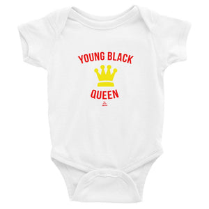 Young Black Queen - Infant Bodysuit