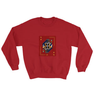 Royal Queen Card - Sweatshirt