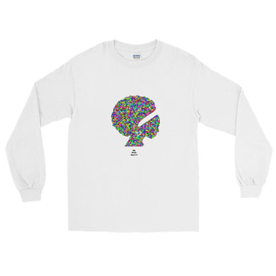 Afro Prism - Long Sleeve T-Shirt