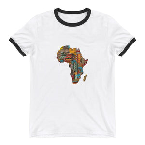 "Africa ""Cloths"" - Ringer T-Shirt"
