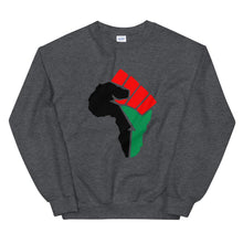Load image into Gallery viewer, African Fist - Sweatshirt