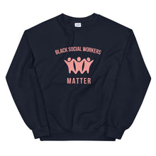 Black Social Workers (Logo) - Sweatshirt