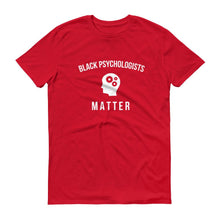 Black Psychologists Matter - Unisex Short-Sleeve T-Shirt