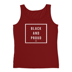 Black and Proud - Tank Top