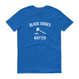 Black Judges Matter - Unisex Short-Sleeve T-Shirt
