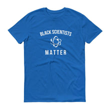 Load image into Gallery viewer, Black Scientists Matter - Unisex Short-Sleeve T-Shirt